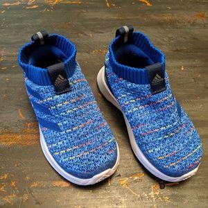 NWOB Adidas RapidaRun Laceless Knit Sneaker